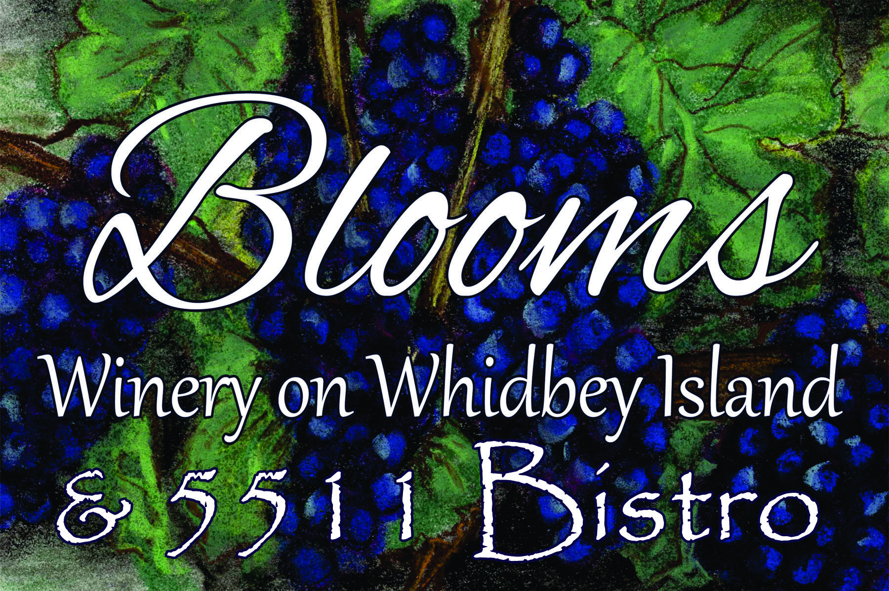 Blooms Winery on Whidbey Island